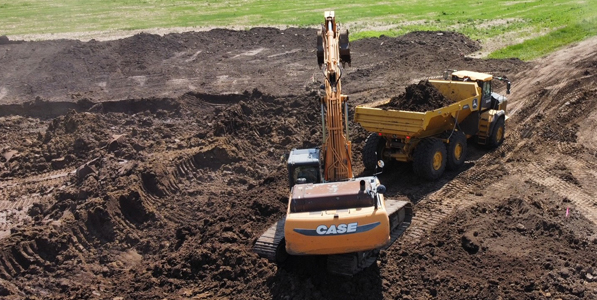 excavating services winona